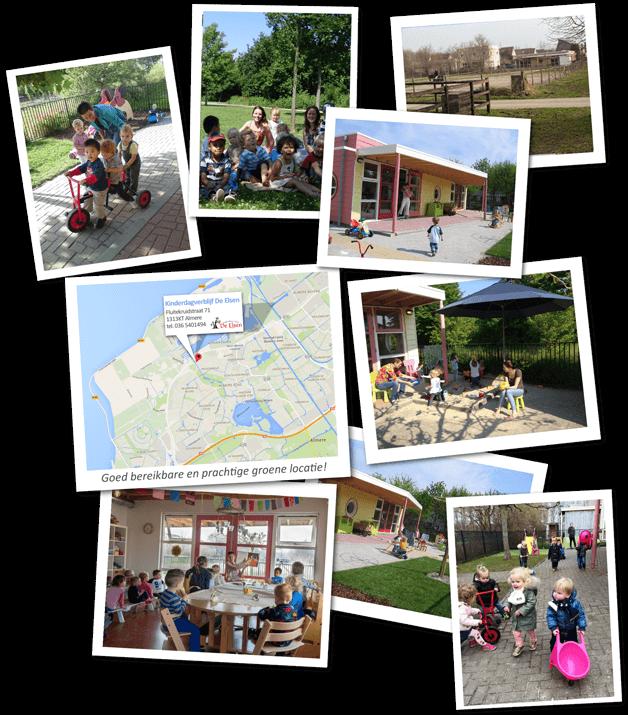 Impressie kinderdagverblijf De Elsen Almere